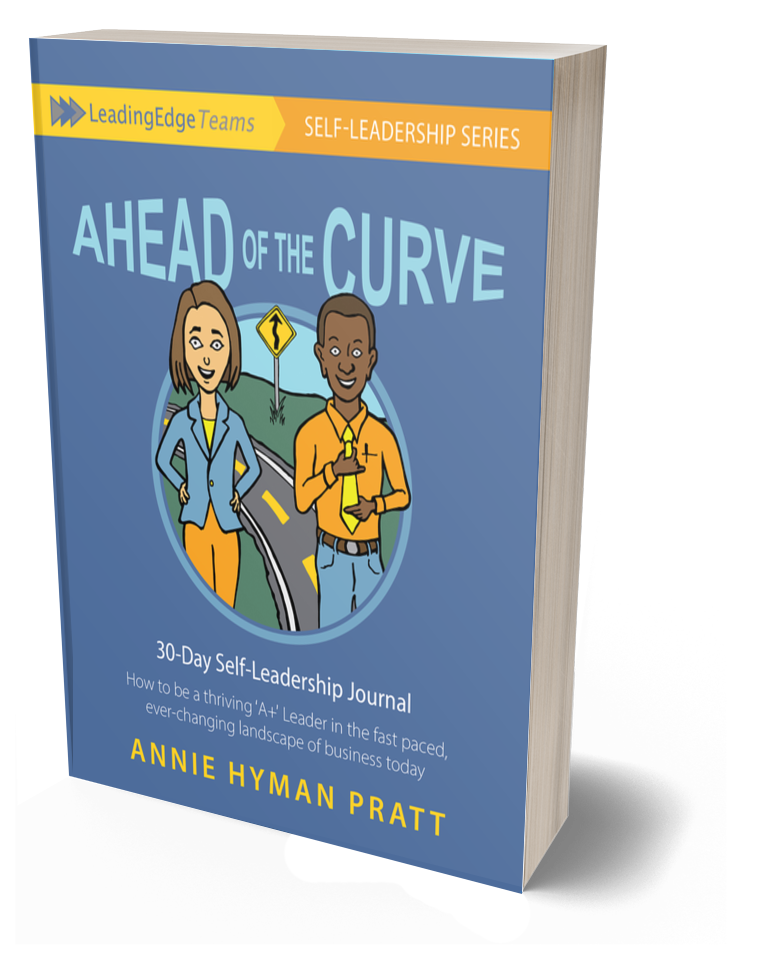 Ahead of the Curve Journal 3D Cover